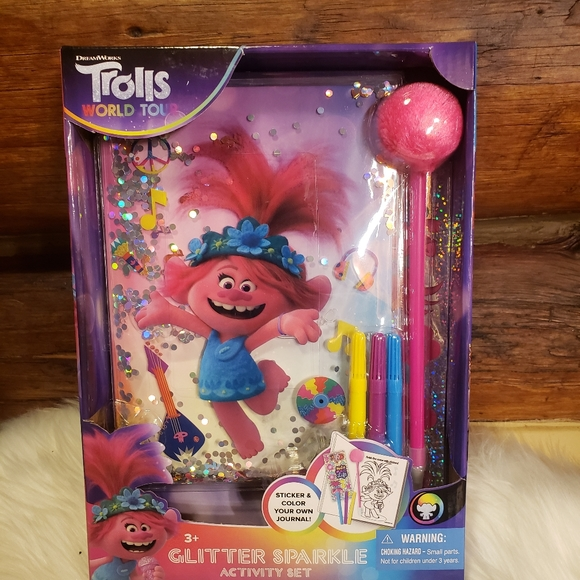 NIB Trolls World Tour Activity set